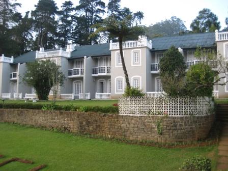 St Andrews Hotel Nuwara Eliya