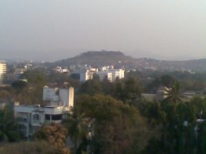 Parvati Hill In The Evening