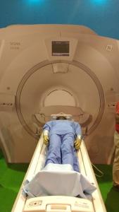 PET/MRI scanner