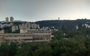 Haifa City & Technion Campus