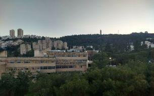 Haifa City & Technion Campus